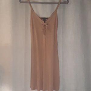 Carmel Tank Top Dress